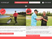 Stage et cours de golf