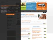 screenshot http://www.ensa.ac.ma ENSA de Marrakech grande école d'ingénieurs