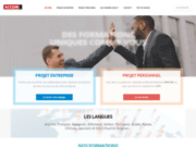 Enseigna Formation Professionnelle en langues