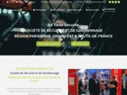 Agents de sécurité, SSIAP et cynophiles à Paris