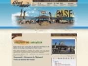 screenshot http://www.entre-ciel-et-mer.com base jet ski et parachute bandol