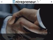 screenshot http://www.entrepreneur.fr Ventes privées
