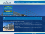 screenshot http://www.entreprise-lacroix.fr Entreprise LACROIX