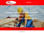screenshot http://entreprisemayer.fr entreprise mayer