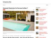 screenshot http://www.entreprises-bois.fr entreprises bois