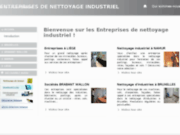 Nettoyage d'Installations Industrielles