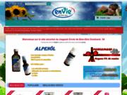 screenshot http://www.envie-sante.fr envie santé : initiation au bien-être