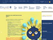 screenshot https://www.envoll.fr/nos-certifications/langues/toeic-anglais/ sessions toeic à aix en provence