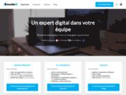 screenshot http://www.eode9.com Eode9 - Conseils et développement web