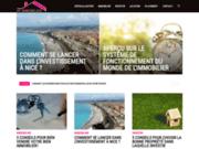 screenshot http://www.ep-immobilier.com agence espace et patrimoine- immobilier le touquet