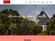 screenshot http://www.epasta.fr L'authenticité des saveurs italiennes