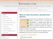 Epiceart - mise en valeur de photos