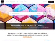 screenshot http://www.epictura.fr/ epictura banque d'images