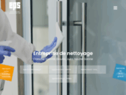screenshot http://www.eps-services.fr nettoyage industriel