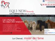 Equi-New Humanity - Gestion de stress par les chevaux