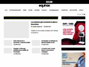 Equinox radio et magazine Barcelone