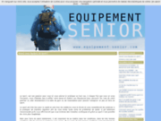 screenshot http://www.equipement-senior.com equipement senior