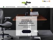 Ergosiège - Vente de mobilier et accessoires professionnels et ergonomiques à Oyrières