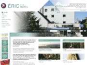 screenshot http://www.eric-hotel.fr Hotel à Dole