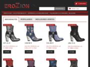 screenshot http://www.erozion.com erozion