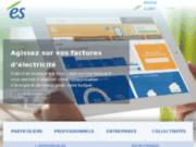 Fournisseur d'électricité : Es Energies