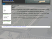 screenshot http://www.escapadeulm.fr escapade ulm