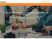 Ecole de comtabilité ESCG de Paris
