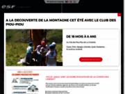 Ecole de ski ESF Les Menuires