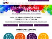 Ecole Design - formation Art et Culture
