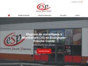 ESP Electronique Sécurité Protection - Alarmes et surveillance à Montbéliard