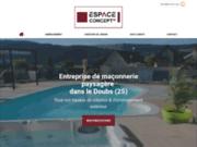 Espace Concept 2008 - société d'aménagement extérieur et paysagisme