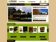Espace bois 42 : vente de matériaux bois de construction et dérivés