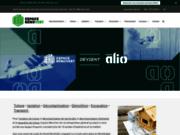 Espace RénoVert : décontamination de vermiculite, isolation & toiture