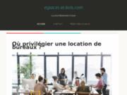 screenshot http://www.espaces-et-bois.com espace et bois : agencement espace normandie
