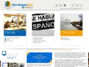 Ecole d'espagnol Lyon Langues