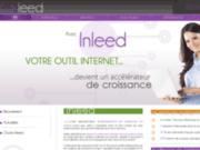 screenshot http://www.estheticienne-domicile-narbonne.com/ esthéticienne à domicile instant bien etre