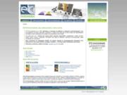 screenshot http://www.etci-environnement.fr ETCI Environnement propose des études thermiques et environnementales