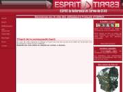 Solidworks - Esprit