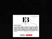 screenshot http://www.ethnicblue.com/FR/ Polos et vêtements homme Ethnic Blue