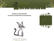 screenshot http://www.ethofelis.com ethofelis