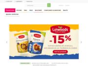screenshot https://www.etiketbio.eu/ Boutique en ligne des produits bio