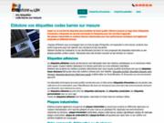 Etiquettes d'identification de biens