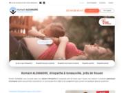 Étiopathie femmes enceintes à Rouen