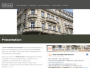 screenshot http://www.etpduclaux.com ecole technique privée duclaux
