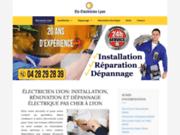 Electricien Lyon: Dépannage électricité 24h/7j