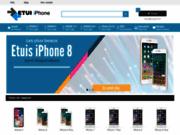Vente de housses pour iphone 4 et 4S en ligne