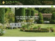 screenshot http://www.eurlsimon37.com Les Jardins de Thomas