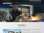Agence immobilière Immobilia
