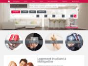 screenshot http://www.europaimmobilier.com/ agence immobilière palavas-les-flots - montpellier