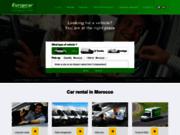 Une location de voitures dans Marrakech